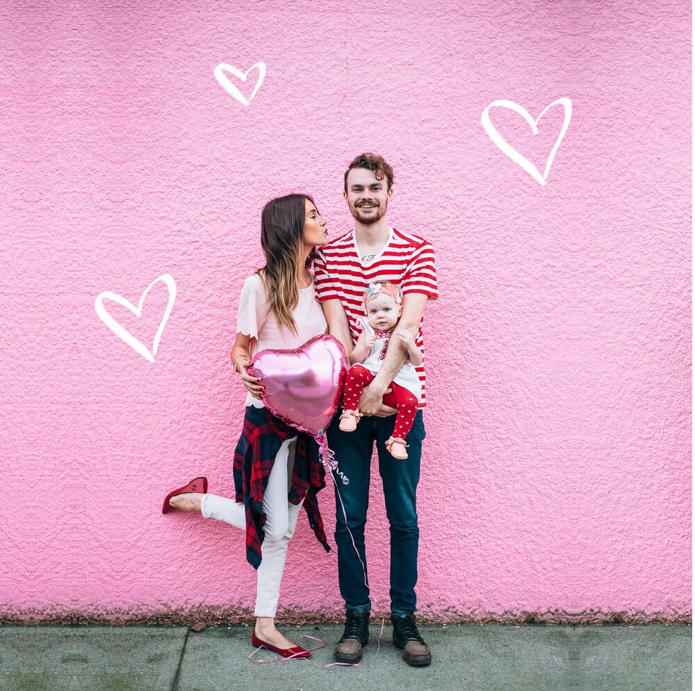 Valentine S Day Birth Announcement Ideas Valentine Day
