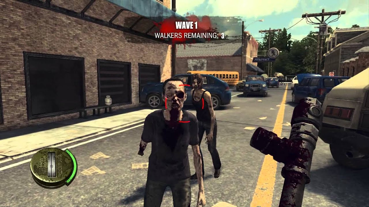 The Walking Dead Survival Instinct Free Trainer Super