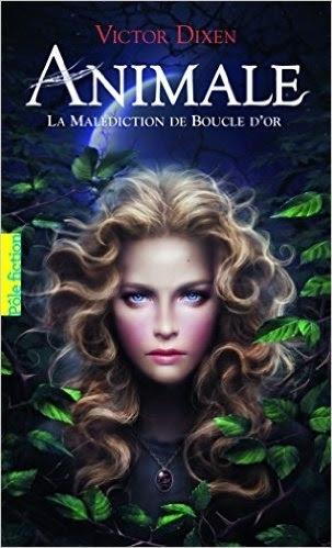 Couverture Animale, tome 1 : La Malédiction de Boucle D'or