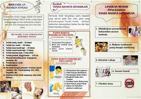 midwifery leaflet original mahasiswa kebidanan sutomo