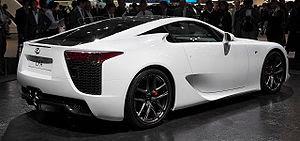Lxus LFA.