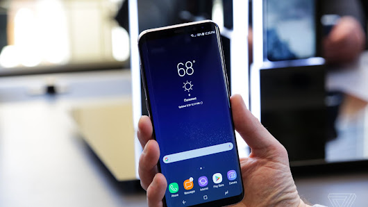 Fingerprint, face scan, or password: what's the best way to unlock your Galaxy S8?
