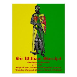 Sir William Marshal Poster