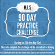Winners of the 2016 MIS Spring 90 Day Practice Challenge