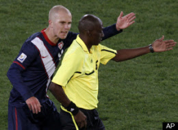 USA Foul? Controversial World Cup Call Clouds Comeback (VIDEO)