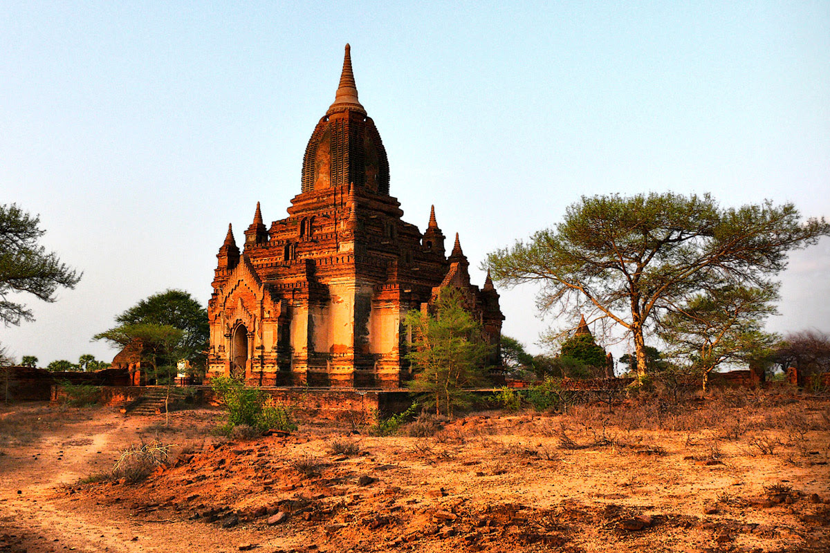 Bagan Temples\/Pagodas Pictures