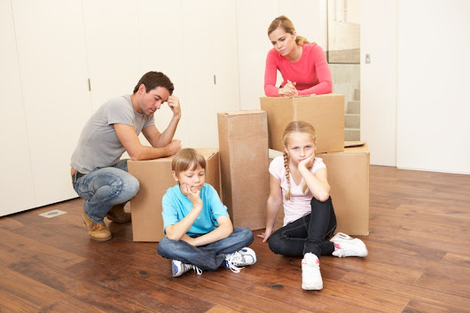 2016 Divorce Survival Guide: Moving Out Of The Marital Home