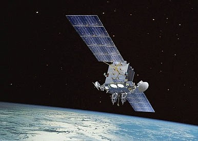 Global Space Spending Drops For First Time Since 1995