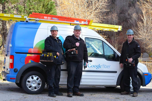 Google Fiber teams up with Netflix in fight against Comcast's internet tolls