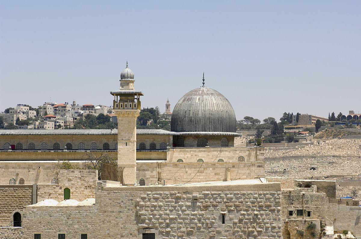 Inilah Alasan Masjid Al Aqsha Harus Diperjuangkan Bagian Satu