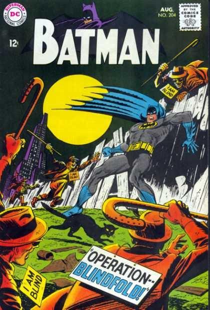 Batman Summer Batman 204 205 206 207