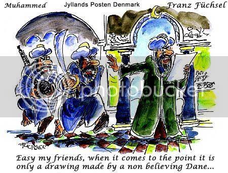 Muhammad cartoon 9