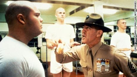 R. Lee Ermey, actor in #FullMetalJacket dies at 74 #CNN - R. Lee #Ermey, the actor known for his Golden...