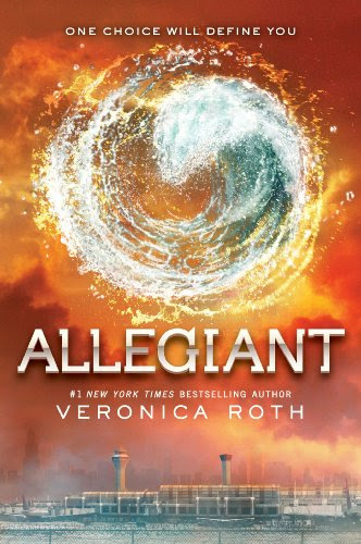 Allegiant (Divergent Trilogy) by Veronica Roth