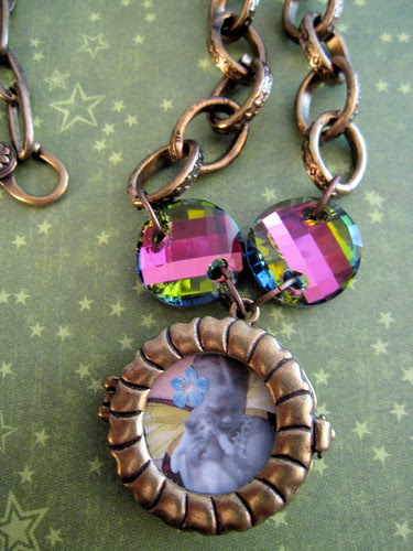 Jules Verne Inspired Necklace!  2
