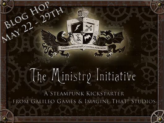 Contest: Let's Infiltrate The Ministry! - The Gearheart – A Free Audiobook