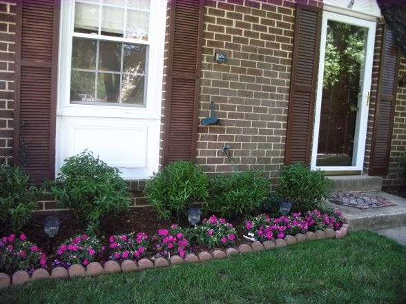 Townhouse Front Yard Landscaping Ideas