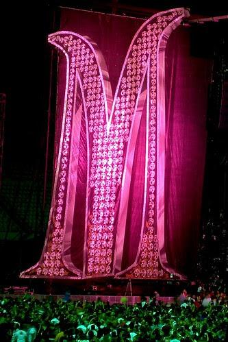 Madonna Sevilla Sticky & Sweet Tour
