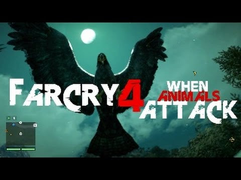 Get the Hell Off Me, Bloody Eagle! - FarCry 4 Reviewed