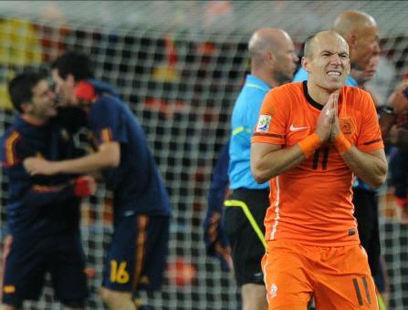 Balas Dendam Belanda kepada Spanyol