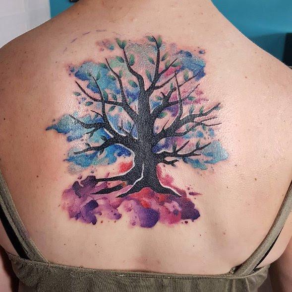 15 Ideas De Tatuajes En La Espalda Getafe Tienda De Tatuajes Getafe