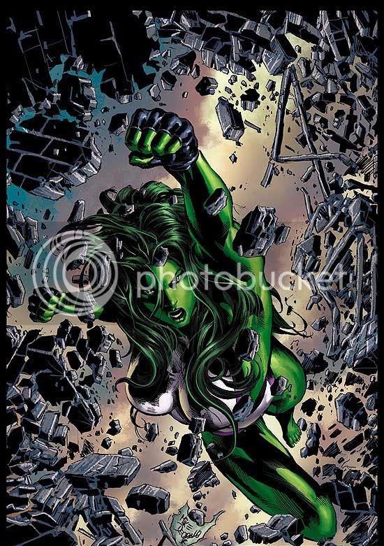 Marvel Especial Mulher-Hulk