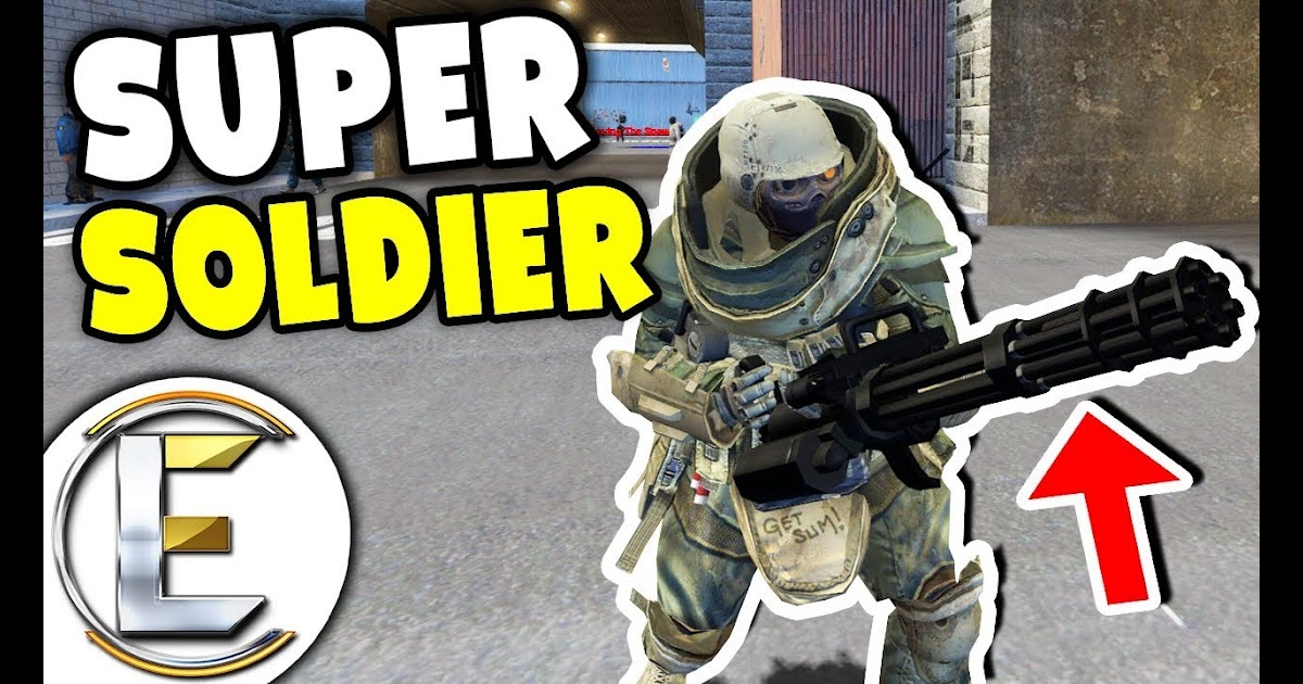 free apk musical ly: OVERPOWERED SWAT SUPER SOLDIER! - Gmod