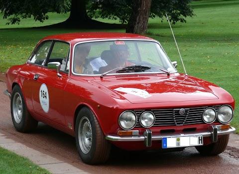 Alfa Romeo Gtv Bertone 1750