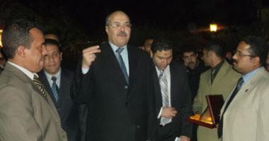اللواء أبو القاسم أبو ضيف مدير أمن أسيوط