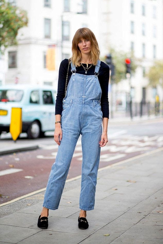 Le Fashion Blog London Street Style Veronika Heilbrunner Bangs Denim Overalls Suede Gucci Loafers Via Harpers Bazaar photo Le-Fashion-Blog-London-Street-Style-Veronika-Heilbrunner-Bangs-Denim-Overalls-Suede-Gucci-Loafers-Via-Harpers-Bazaar.jpg