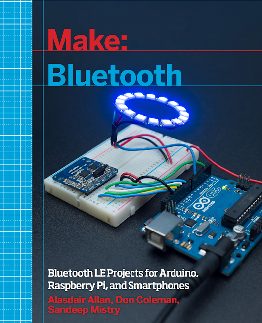 Make: Bluetooth by MakeBluetooth