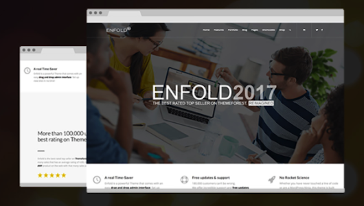 Enfold theme - Features That Make a Difference - Wordpress :: Themeforest