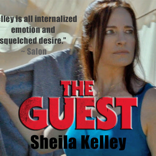 Sheila Kelley interviewed about The Guest