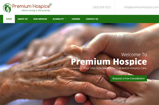 Premium Hospice - Internet Solutions For Less