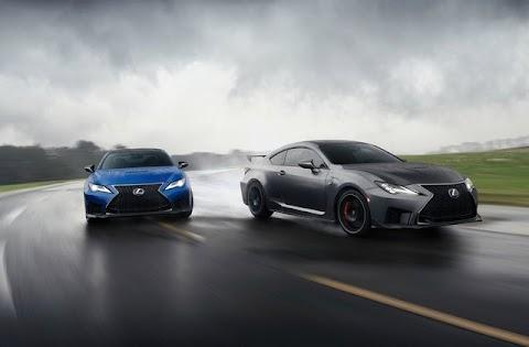 2020 Lexus Sports Car