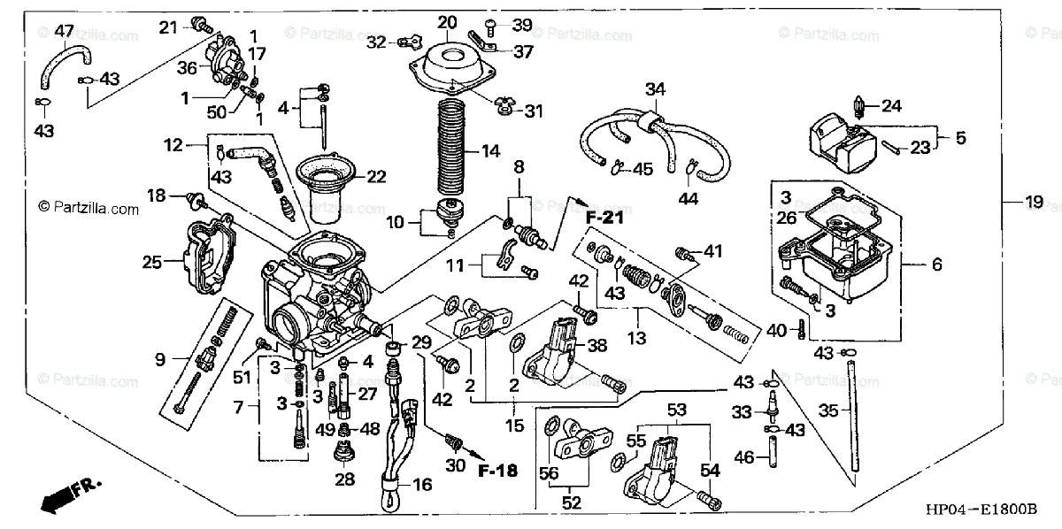 [DIAGRAM] 2002 Honda Foreman 450 Wiring Diagram FULL