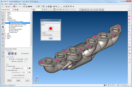 New release of CADfix 12 advances automated geometry processing for CAD users