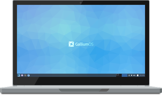 GalliumOS – A fast and lightweight Linux distro for ChromeOS devices