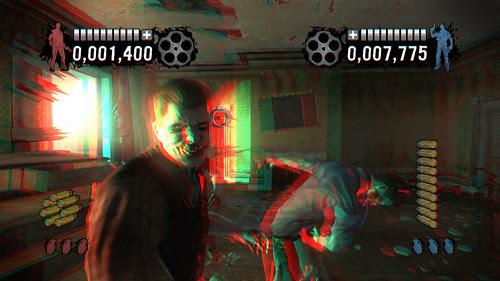 House of the Dead: OVERKILL Extended Cut 3D Screenshots