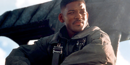 Will Smith In Independence Day1