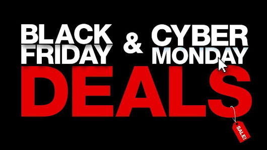 Black Friday & Cyber Monday Deals at The Abbey Collection Menswear