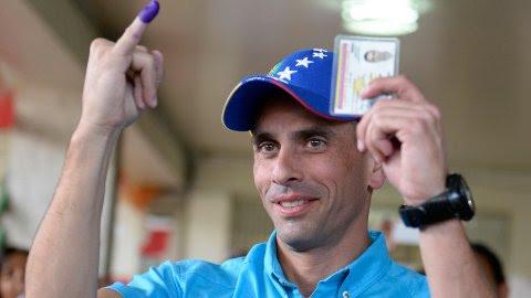 Henrique Capriles: Hoy ganó el camino que nos permite cambiar para siempre Venezuela