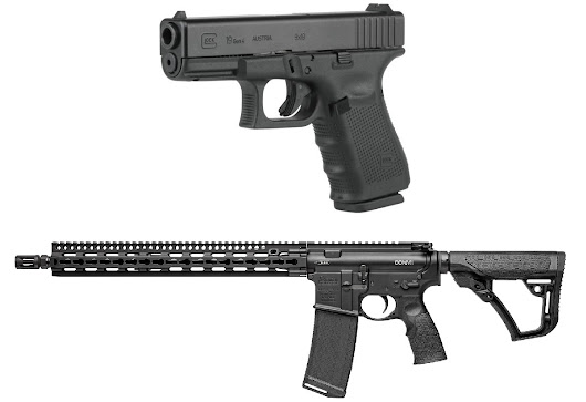 Enter to win a Glock 19 Gen4 or a Daniel Defense M4V11! - The Firearm Blog