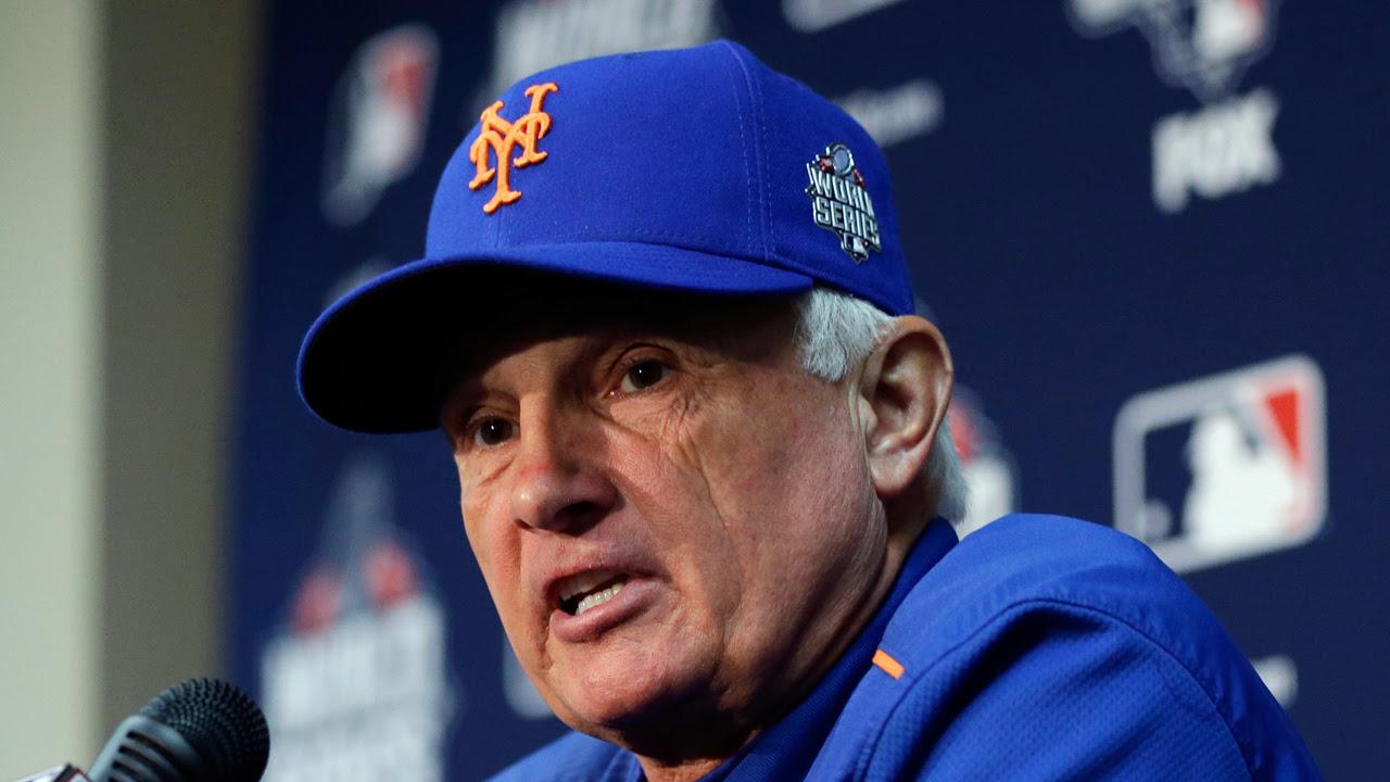 Mets le otorgan una extensión de dos años a Terry Collins