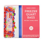 Zipper Freezer Bags | 216ct by Prince & Spring