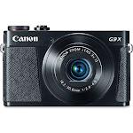 Canon PowerShot G9 X 20.2 MP Compact Digital Camera - 1080p - Black