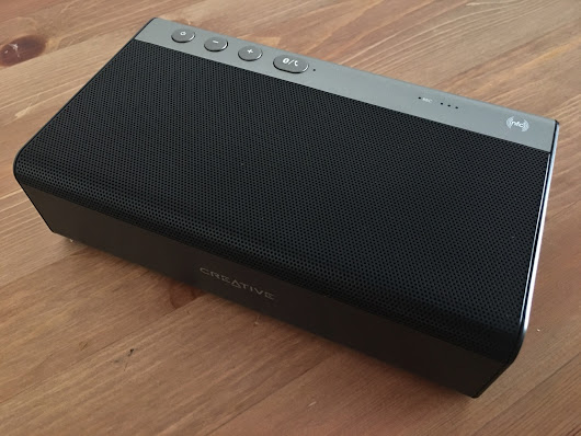 Reviews: Creative Sound Blaster Roar 2 Bluetooth Speaker