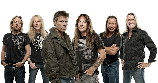 IRON MAIDEN THE BOOK OF SOULS: LIVE CHAPTER TWO YEARS IN THE MAKING IRON MAIDEN LIVE ALBUM | Radio VJZ® - Homepage