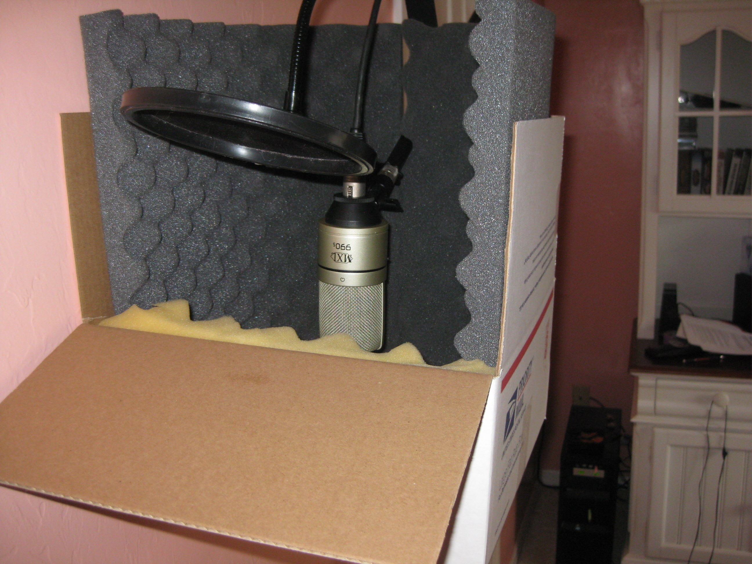DIY Acoustic Foam Avid Pro Audio munity