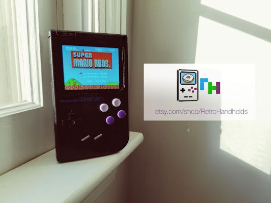 Small Biz Profile: Retro Handhelds